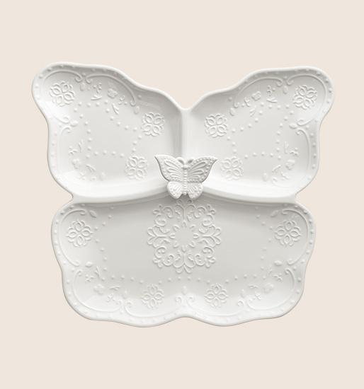 Новинка! Дизайнерская посуда серии «Mariposa»